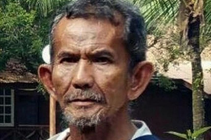 Mr Sinar Widjoyo was located last Saturday in Johor Baru, says MFA. His daughter, Ms Haryati, thanks those who helped in locating him, including the Malaysian police.