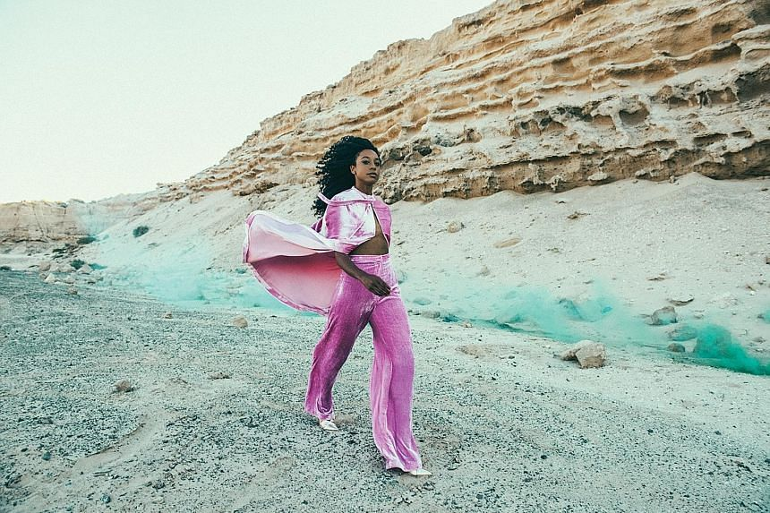 Grammy-winning artist Corinne Bailey Rae (above) wants to make songs that are useful to people.