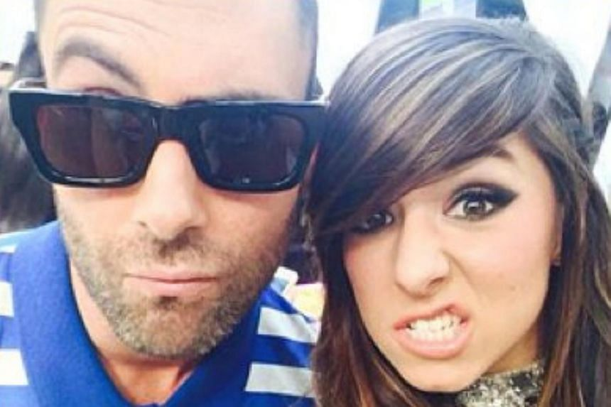 Adam Levine (left) of American pop-rock band Maroon 5 has offered to pay for the late Christina Grimmie's funeral.
