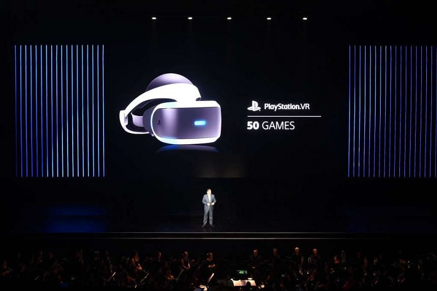 Shawn Layden, Chairman of Sony Interactive Entertainment (SIE) Worldwide Studios, speaks during The Sony PlayStation E3 press conference at the Shrine Auditorium in Los Angeles.