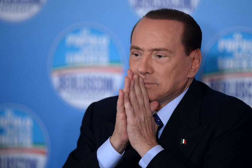 Italian surgeons began a four-hour heart operation on former prime minister Silvio Berlusconi on June 14, 2016, to replace a defective aortic valve.