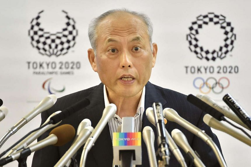 Tokyo's embattled governor Yoichi Masuzoe holds a regular press conference at the Tokyo Metropolitan Government, on June 10, 2016.