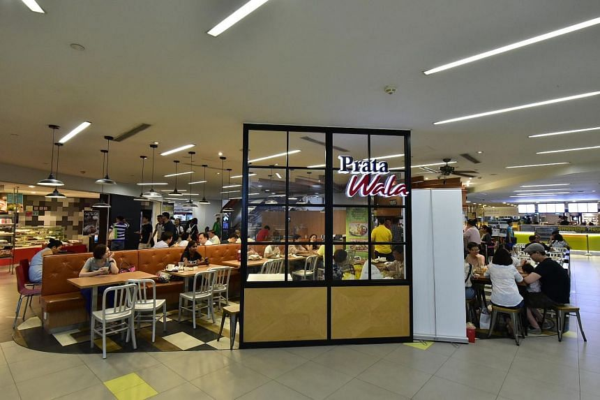 Eatery Prata Wala at shopping centre NEX will have its licence suspended for two weeks for failing to keep its premises free of cockroach infestations.