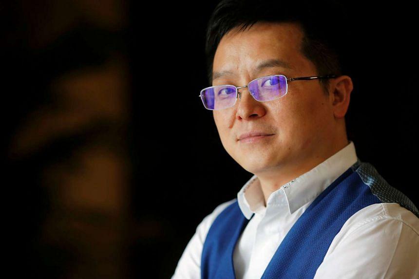 Xia Jiantong, the chairman of Recon Group.
