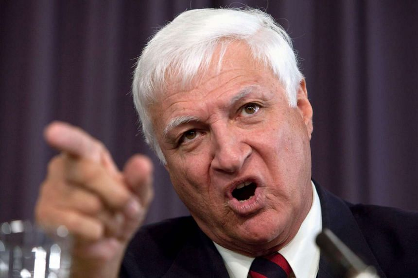 Bob Katter denied that he was attempting to be deliberately controversial with the video.