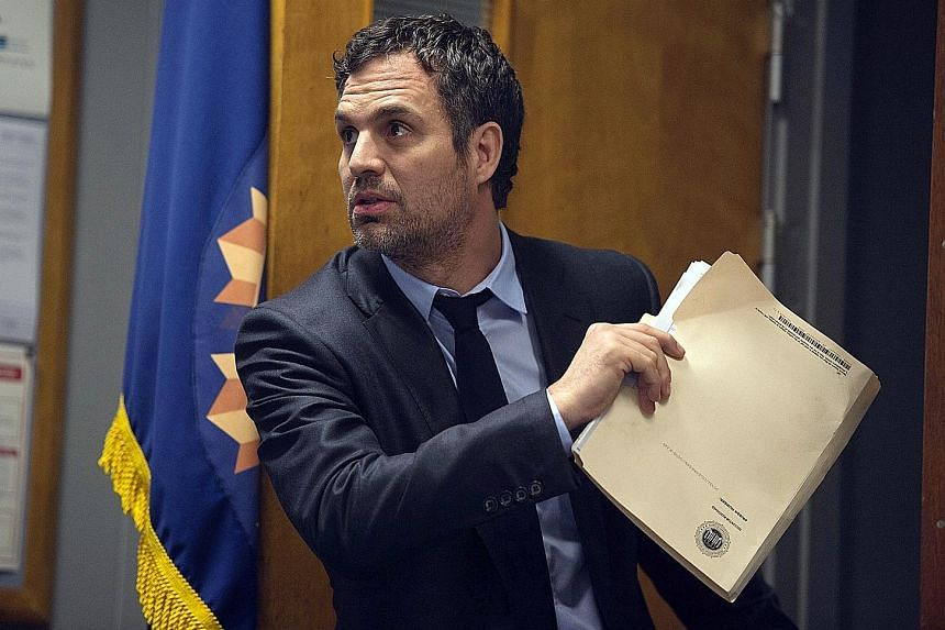 Mark Ruffalo is the first celebrity spokesman for the anti-fracking movement in the United States.