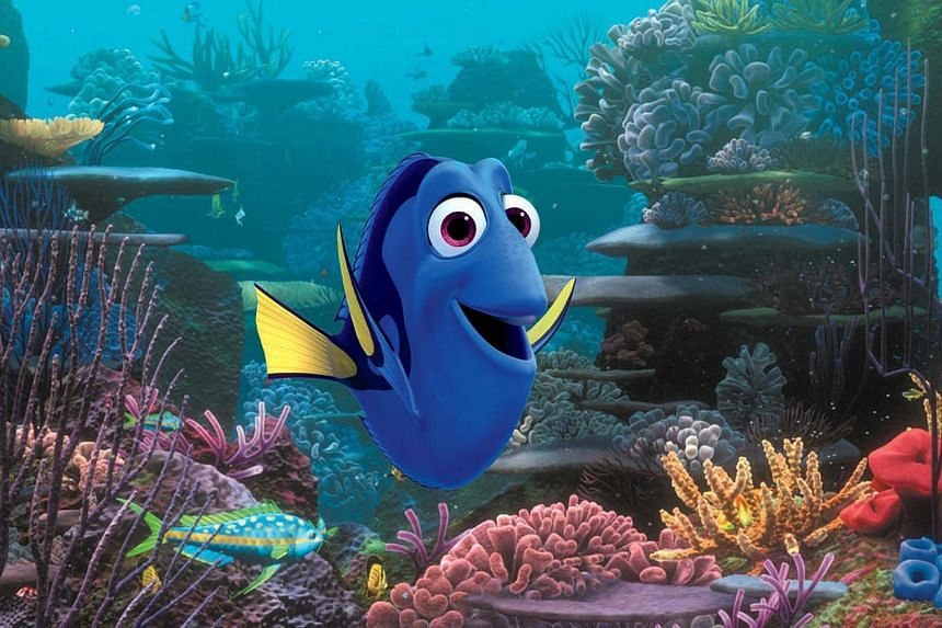 In depth of emotion, Finding Dory does not reach the standard set by predecessor Finding Nemo.