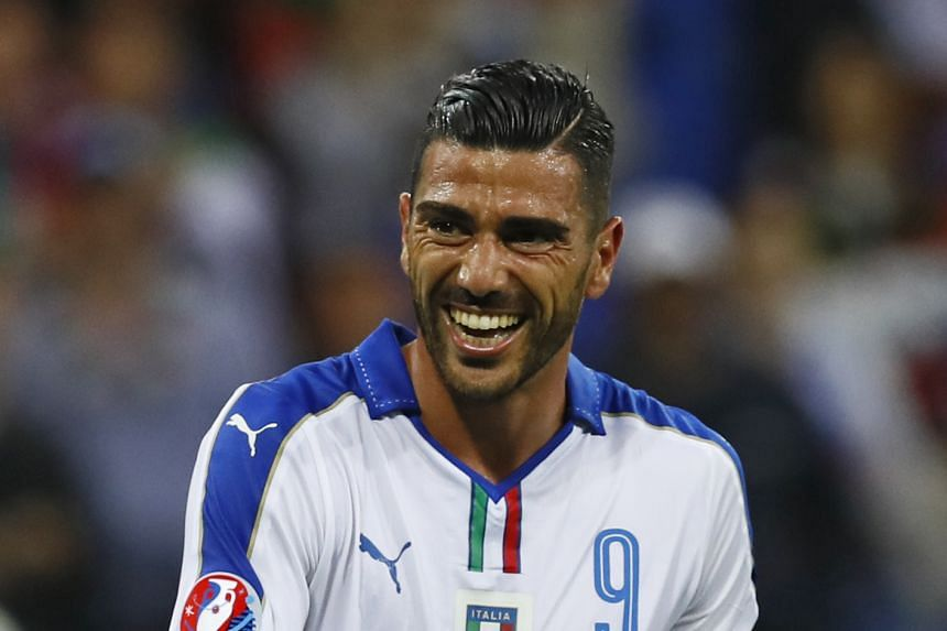 Italy forward Graziano Pelle has been cleared to play Friday's Group E match against Sweden after suffering a foot injury on Monday (June 13).