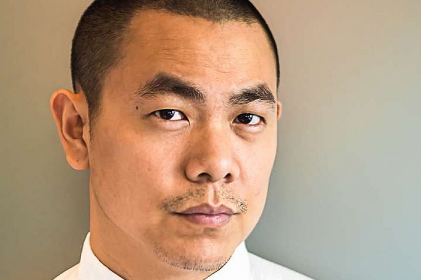 Chef Andre Chiang (above) helms the only Singapore entry in the World's 50 Best Restaurants list.