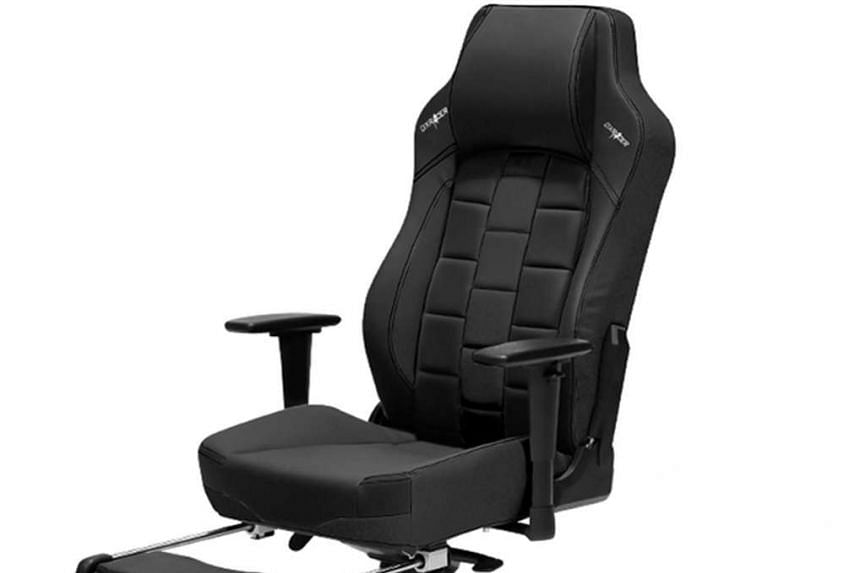 The DXRacer Classic gaming chair is suitable for both gamers and office workers who need great lumbar support.