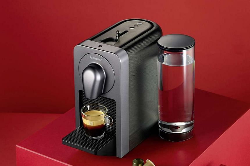 With the Prodigio, the Nespresso app alerts you if the water tank needs descaling or is empty, among other functions.