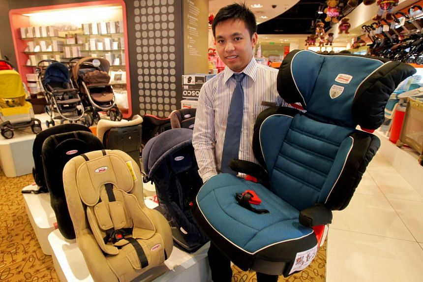 A properly fitted child restraint system can reduce fatal injuries by up to 75 per cent.