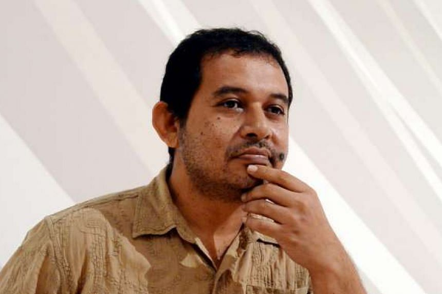 Mr Abdul Nizam Hamid, a Singapore indie film-maker and musician, died of liver, lung and pancreatic cancer.