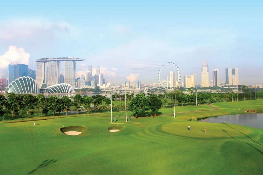 Marina Bay Golf Course (MBGC) will unveil Singapore's first par-six hole on July 1.