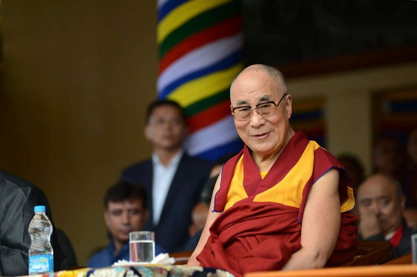 Obama spirited the exiled Tibetan spiritual leader (above, in a 2015 file photo) into the White House through the back door.