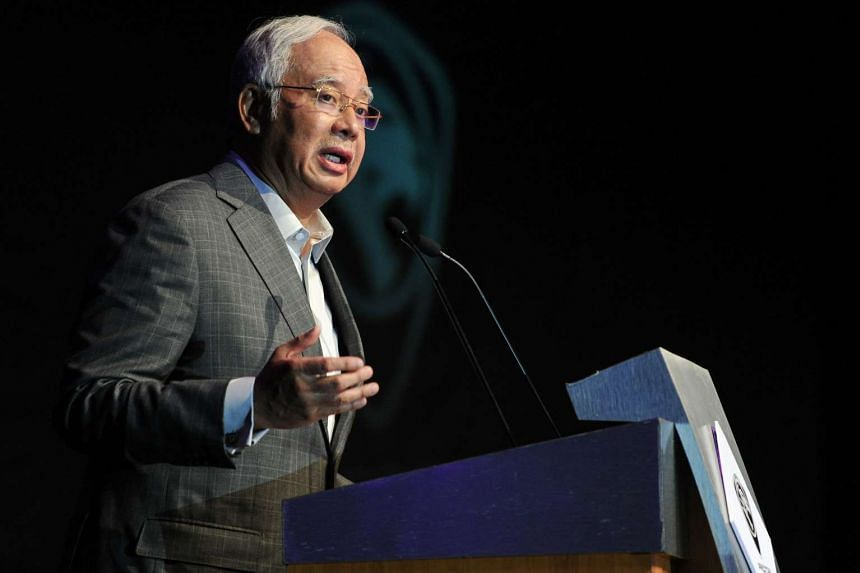 Malaysia's Prime Minister Najib Razak announced several incentives aimed at attracting investors to the Bandar Malaysia township project, on June 16, 2016.
