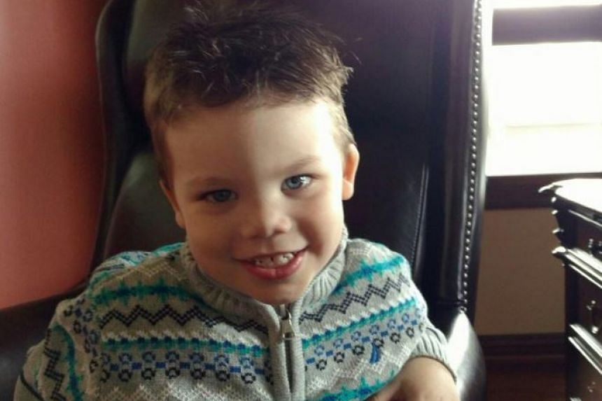Two-year-old Lane Graves was reportedly wading in the water near the lagoon's shore when the alligator attacked.