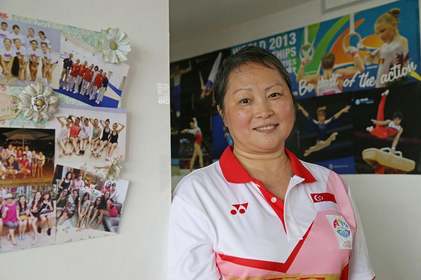 Gymnastics coach Zhu Xiaoping will be one of two recipients of a special award at the Singapore Sports Awards on June 23.