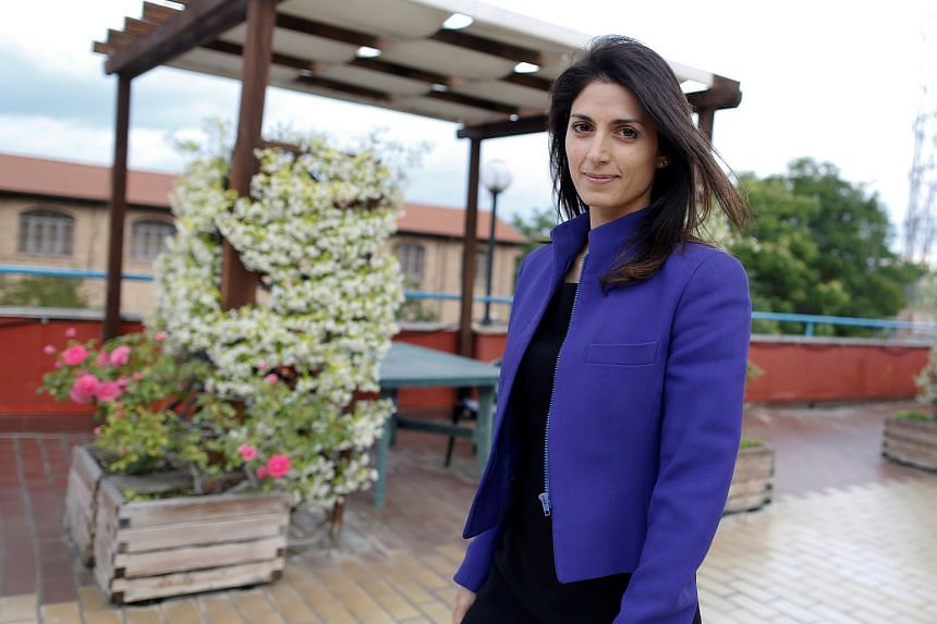 Ms Raggi, a 37-year-old lawyer and local councillor, has leapt from anonymity to become one of the best-known faces in Italian politics.