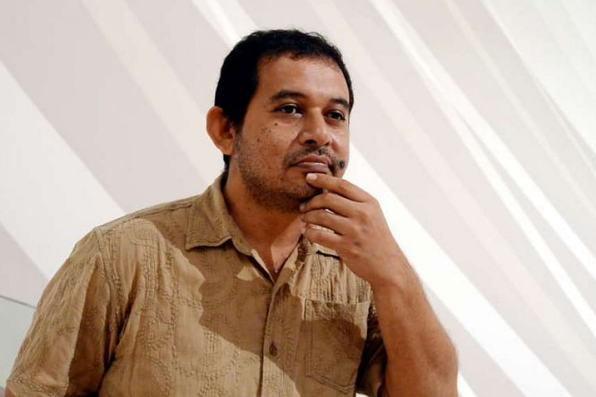 Musician and film-maker Abdul Nizam was diagnosed with cancer just last week.