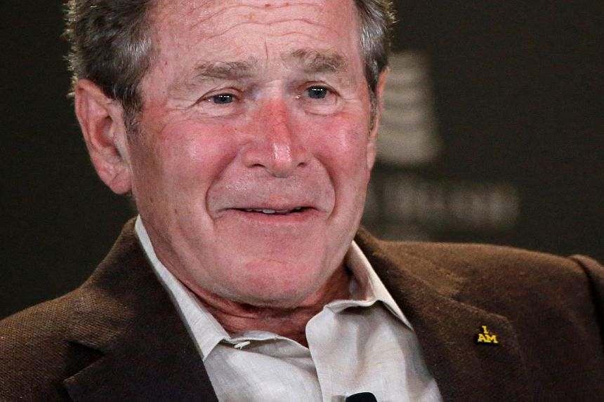 Mr Bush has embarked on a rescue mission to try to preserve the Republicans' narrow Senate majority.