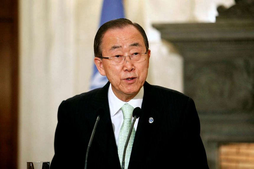 United Nations Secretary-General Ban Ki Moon called on Saturday for countries to do more to help cope with Europe's migrant crisis.