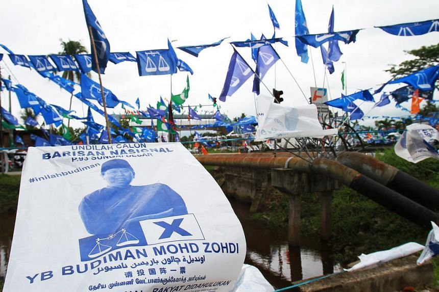 The by-election will see a three-way fight between BN's Budiman Mohd Zohdi, PAS' Abdul Rani Osman, and Parti Amanah Negara's Azhar Abdul Shukur.