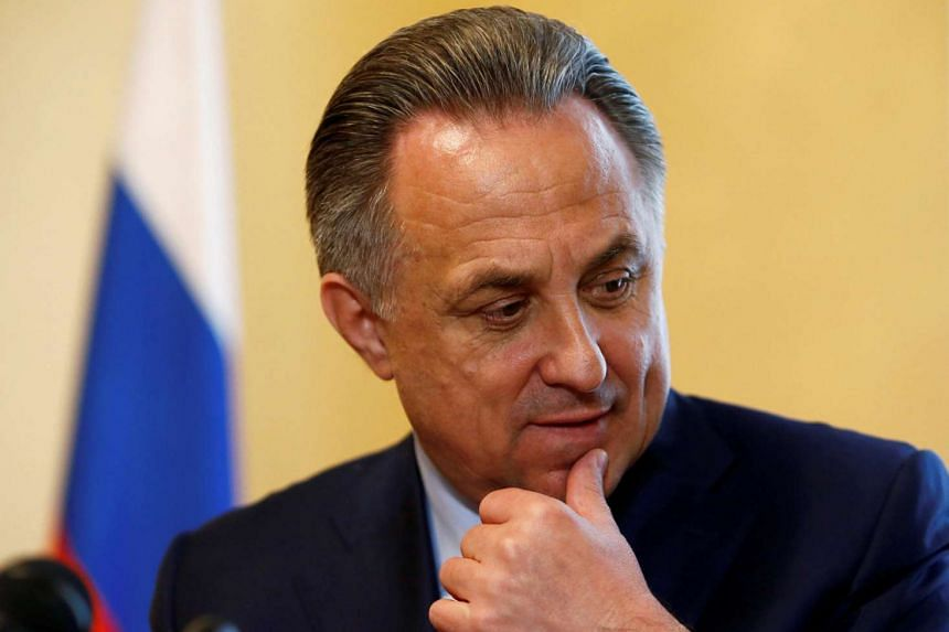 Russian Sports Minister Vitaly Mutko said on Sunday (June 19) that the International Association of Athletics Federations has unfairly shifted blame for the doping scandal onto Russia's athletics federation.