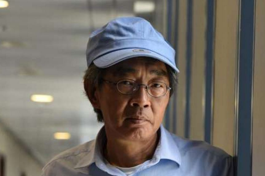 Mr Lam Wing Kee, 61, one of five missing booksellers from Causeway Bay Books last year.