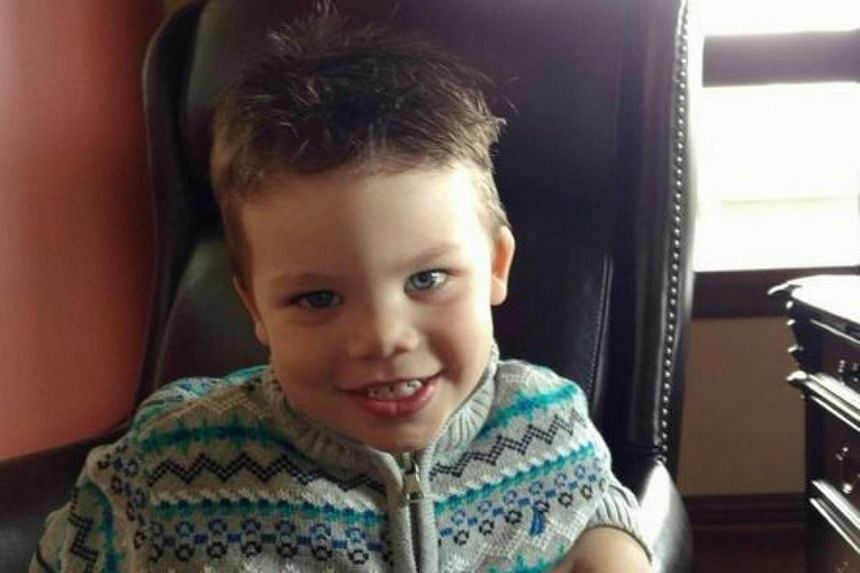 Lane Graves, a 2-year-old boy who was grabbed by an alligator in a lagoon at Walt Disney World.