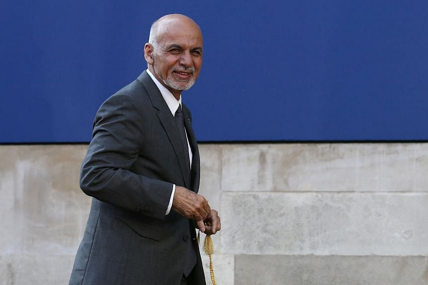 The Afghan parliament approved President Ashraf Ghani's (pictured) choices for defence minister and intelligence chief on June 20. 2016.