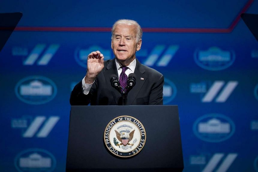US Vice-President Joe Biden will denounce Republican Donald Trump's call for a halt to Muslim immigration on June 20, 2016.