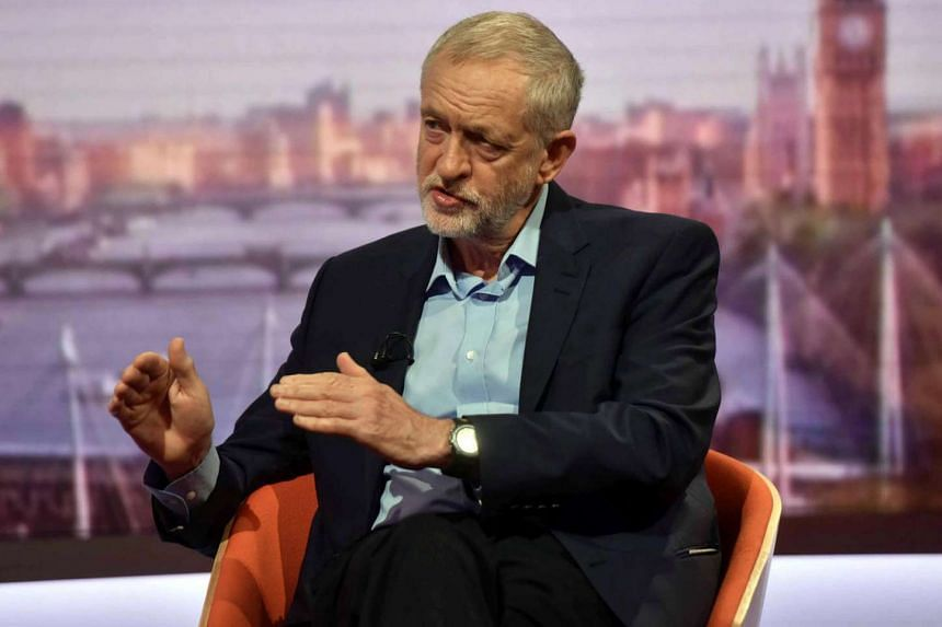 Labour Party leader Jeremy Corbyn (above) has said that the murder of MP Jo Cox appeared increasingly likely to have been a politically motivated attack.