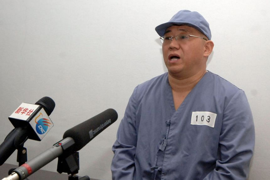 Kenneth Bae, a Korean-American Christian missionary who was detained in North Korea, speaks to a limited number of media outlets in Pyongyang, on Jan 20, 2014.