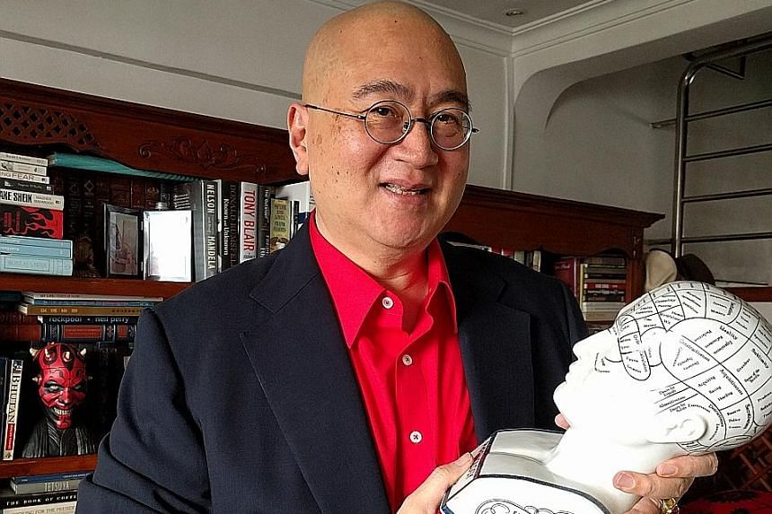 Dr Michael Loh says he writes to the Forum page to offer a contrarian view of current issues, and sees himself as someone who may enliven a debate.