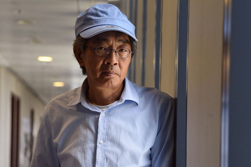 Mr Lam Wing Kee, 61, was one of the five missing booksellers from Causeway Bay Books in 2015.