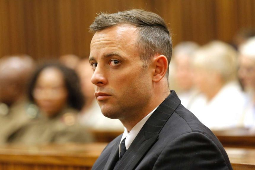 An unknown person threatened to have Pistorius gang-raped in prison.