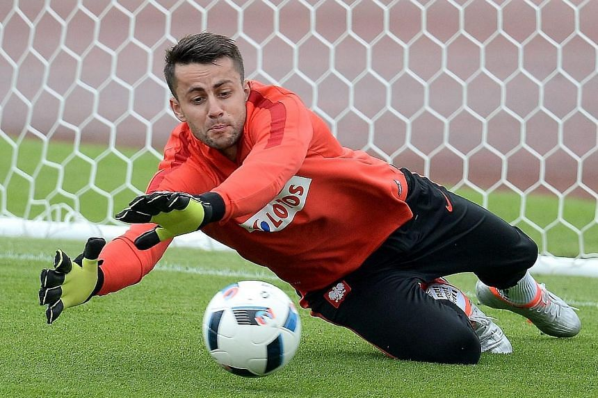 Swansea and Poland custodian Lukasz Fabianski is standing by to step in between the sticks for his country if the regular first-choice Wojciech Szczesny fails to recover in time to face Ukraine.
