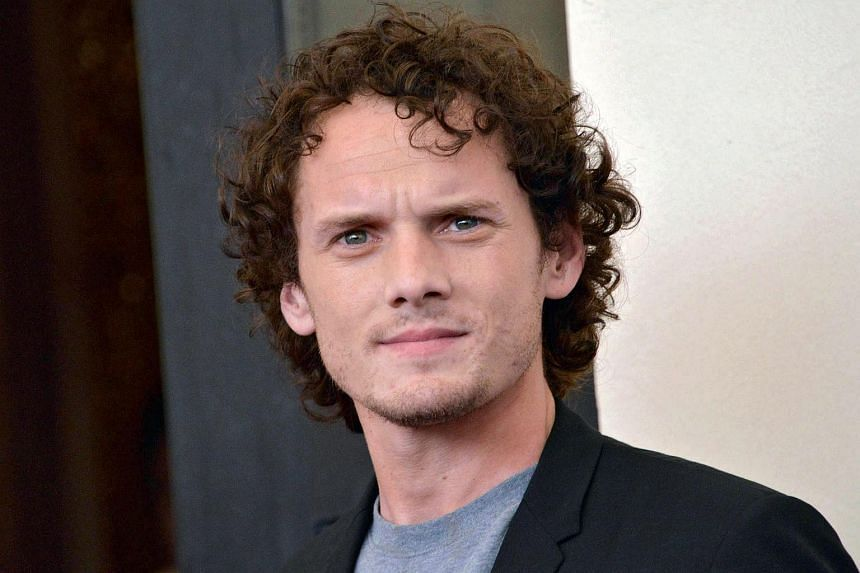 Anton Yelchin during a photocall for the movie Burying the Ex at the 71st annual Venice International Film Festival, in Venice, Italy, in 2014.