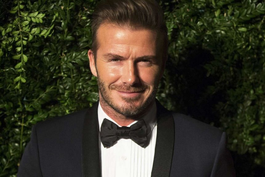 David Beckham backed Britain to remain in the European Union on June 21, 2016.