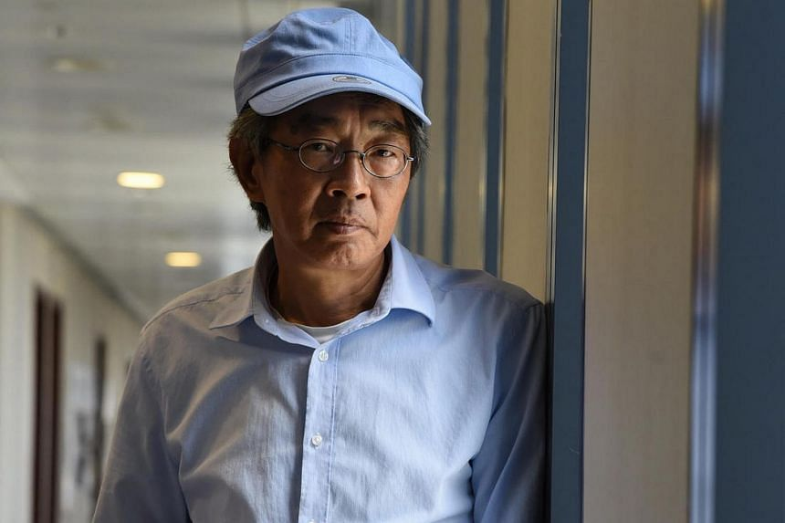 Lam Wing Kee, one of five booksellers who went missing last year.