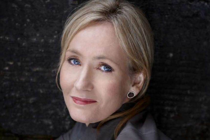 Rowling (above) made an impassioned plea for Britons to vote to stay in the EU.