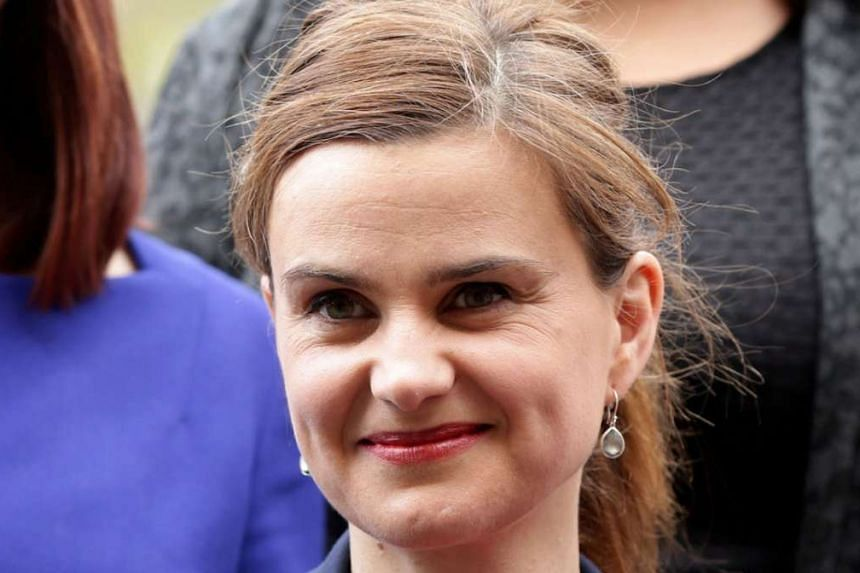 """British MP Jo Cox, who was for remaining in the EU, was killed by a man who is said to have shouted, """"Put Britain first!"""""""