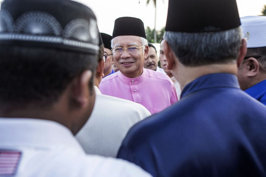 For months, Datuk Seri Najib has been distracted by the 1Malaysia Development Berhad saga, and he needed to convince his critics that Malaysians were behind him.