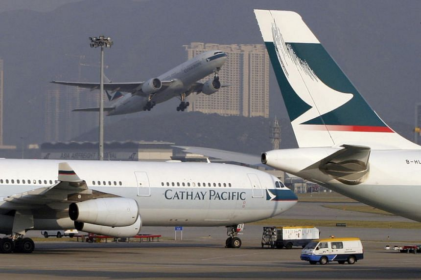 Cathay Pacific is banning the carrying of sharks' fins and products on all its flights.