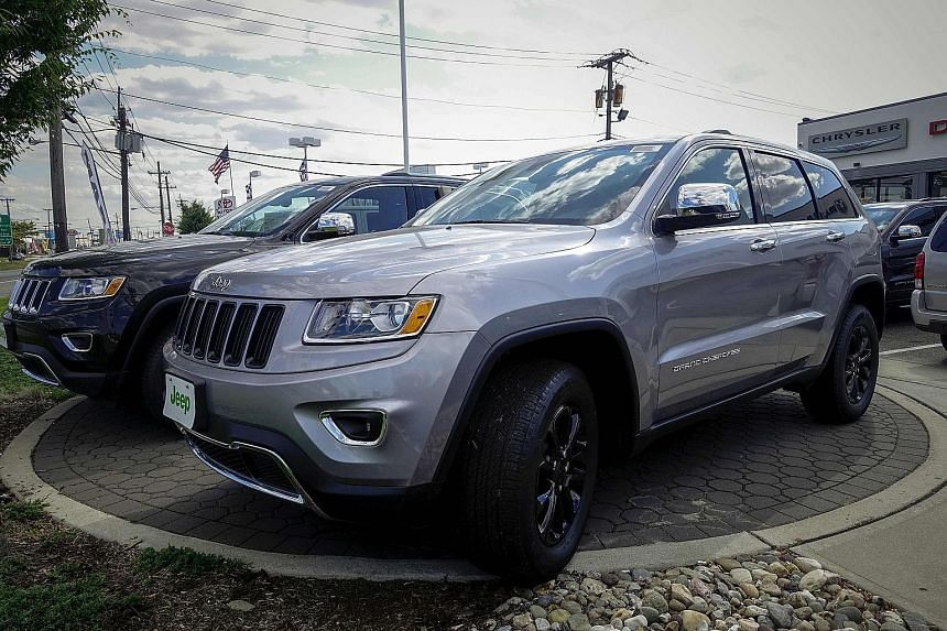 The car that killed actor Anton Yelchin was a 2015 Jeep Grand Cherokee (above), a model that has a gear-shift issue.