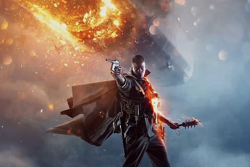 Despite the massive scale of Battlefield 1, it is easy to keep track of the pace of the game.