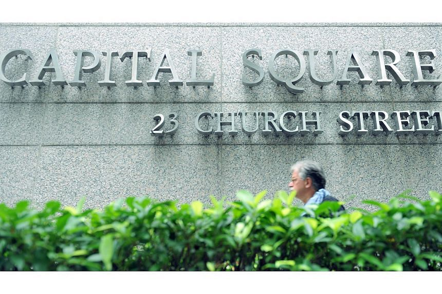 ARA Asset Management Ltd. is bidding for a 50 per cent stake in Capital Square.