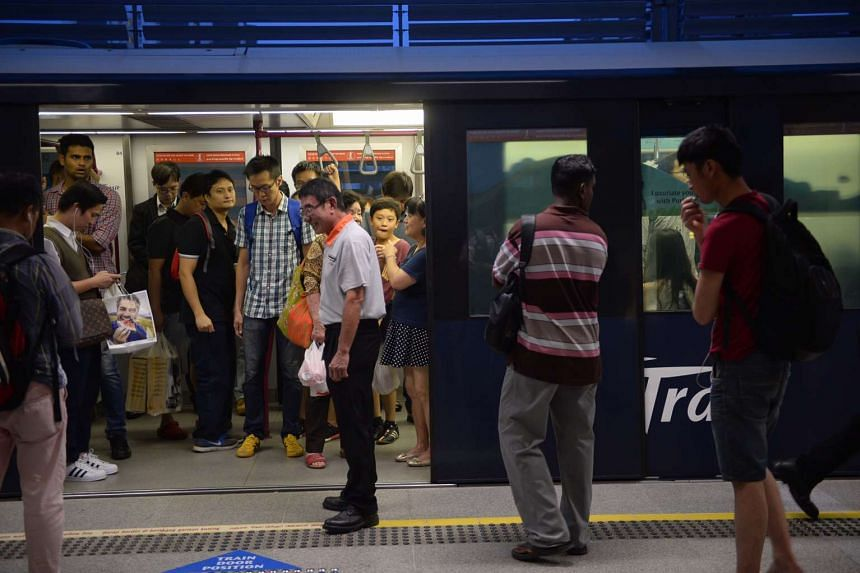 Service on the Punggol LRT has been stopped due to a power fault on Wednesday (June 22) evening.