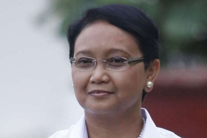Indonesian Foreign Minister Retno Marsudi said that the South-east Asian nation does not have overlapping claims in any form in Indonesian waters with China.